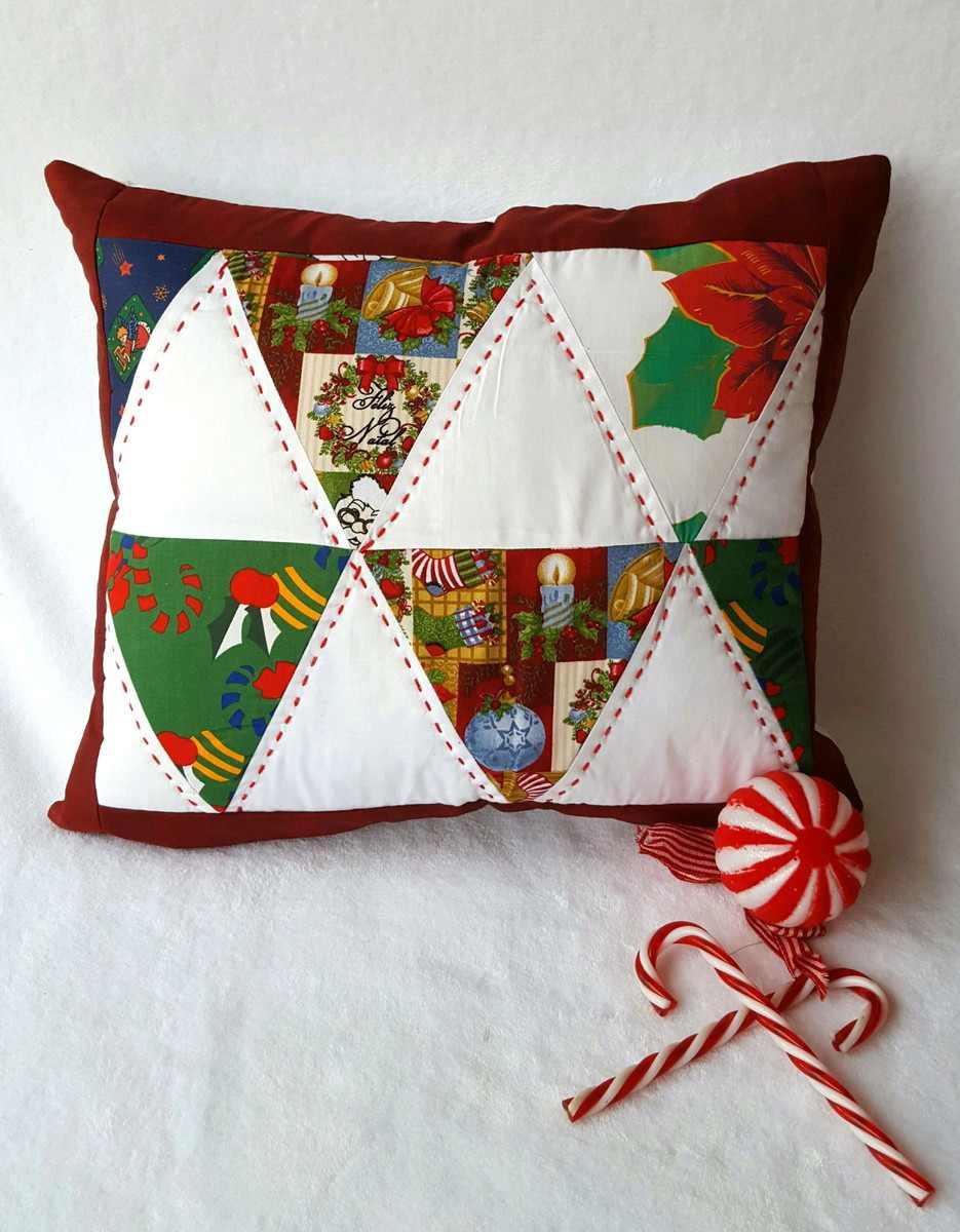 costura creativa de navidad