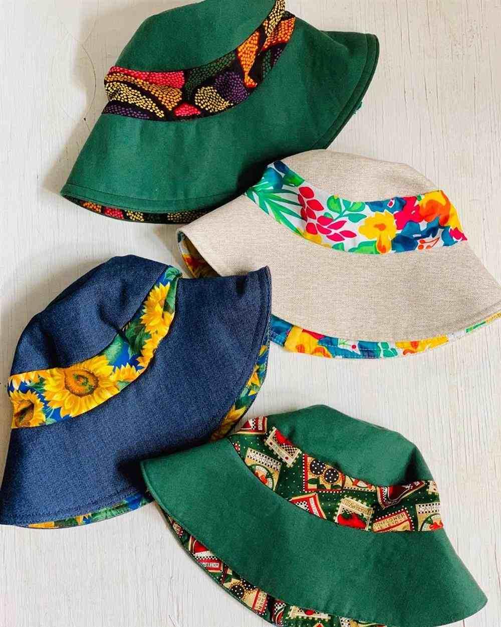 Sombrero patchwork