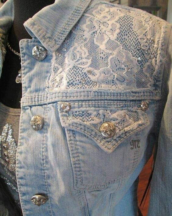 personalización de ropa jeans