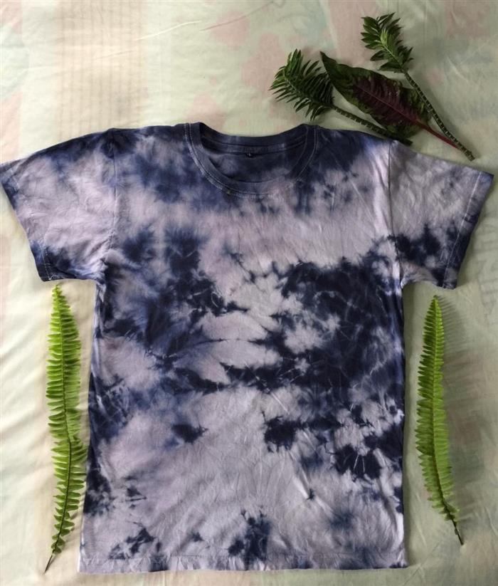 personalización de ropa tie dye