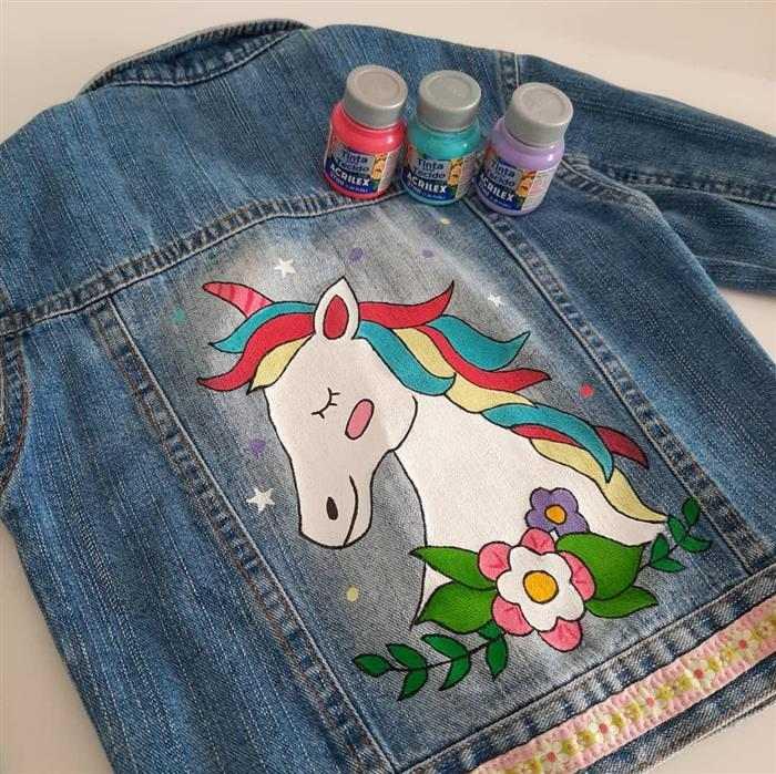 personalizar la ropa de los niños