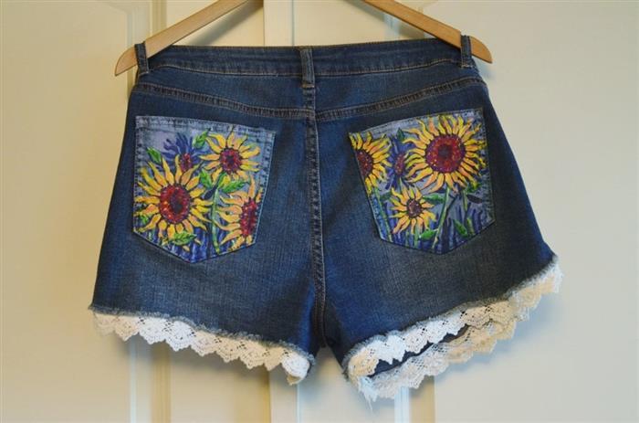 personalizar ropa de bricolaje