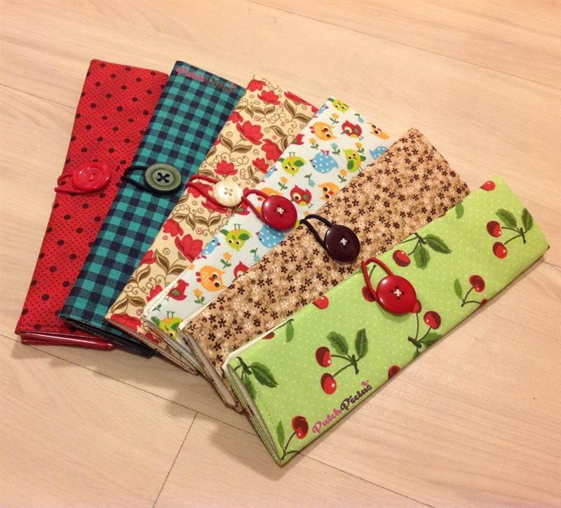 separadores para cubiertos y servilletas
