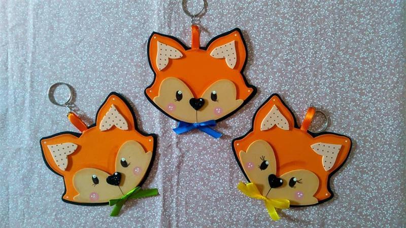 Favores de fiesta de Fox