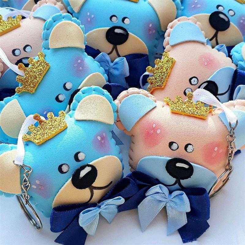 Favores de fiesta Prince Bear