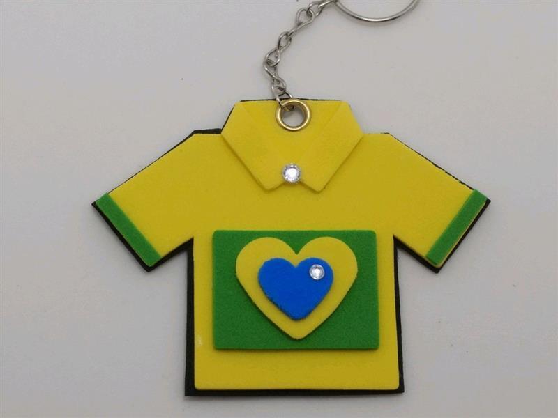 Camiseta de la Copa del Mundo de Brasil