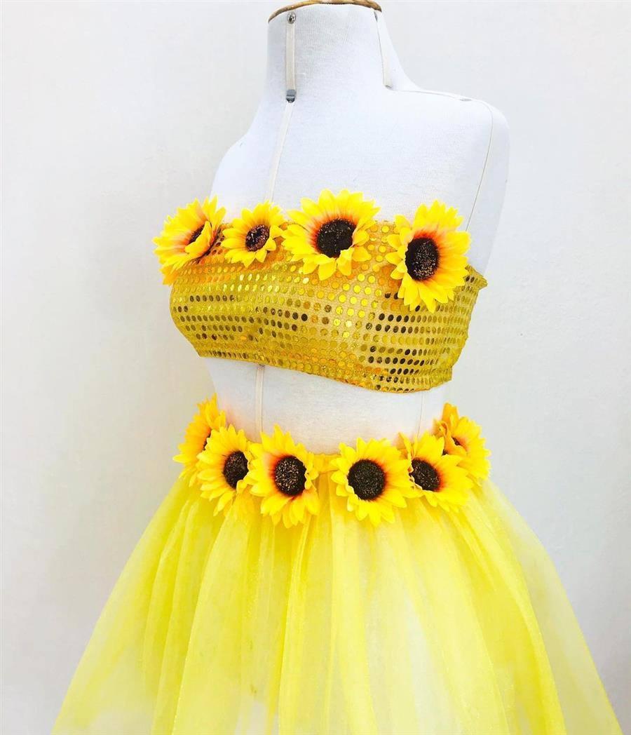 fantasía amarilla
