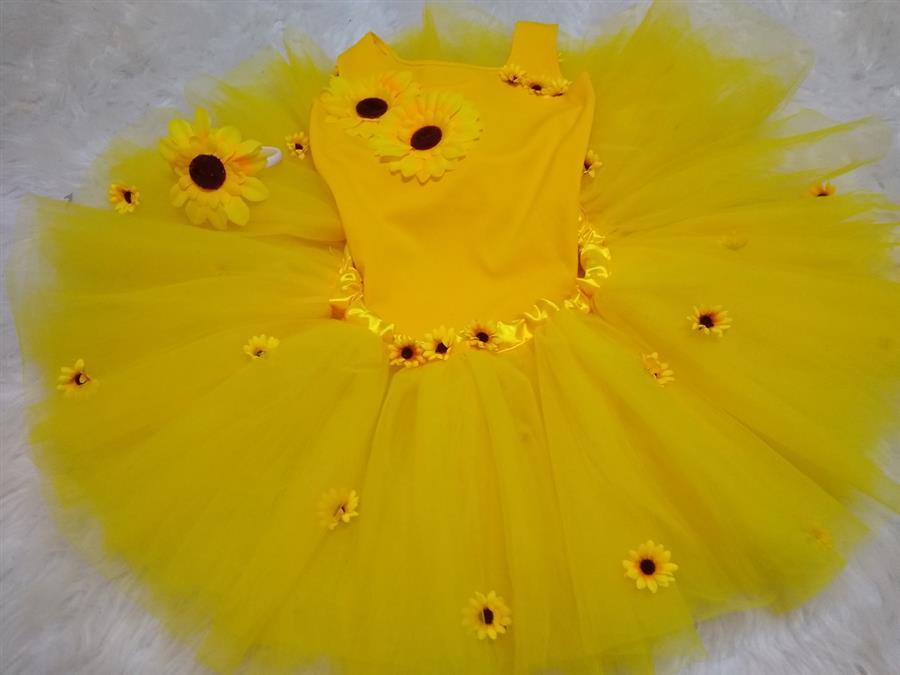 falda tutú infantil