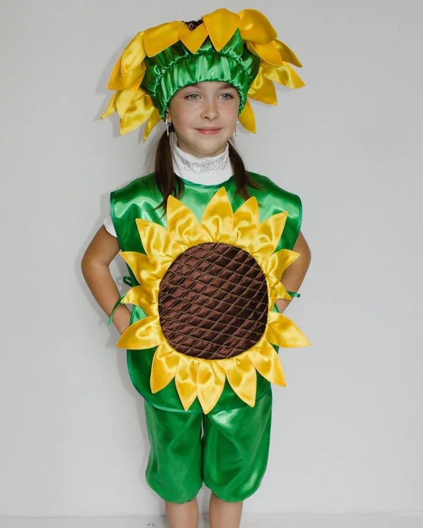 sombrero de girasol