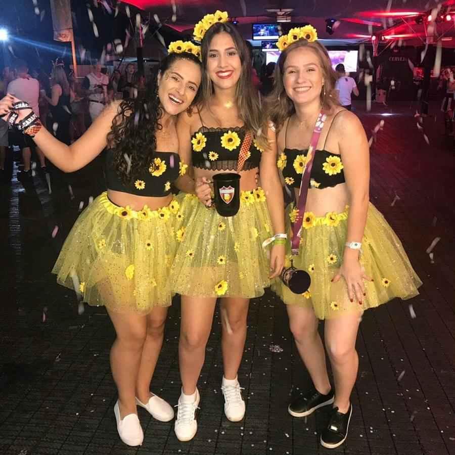 Disfraz de carnaval para amigos
