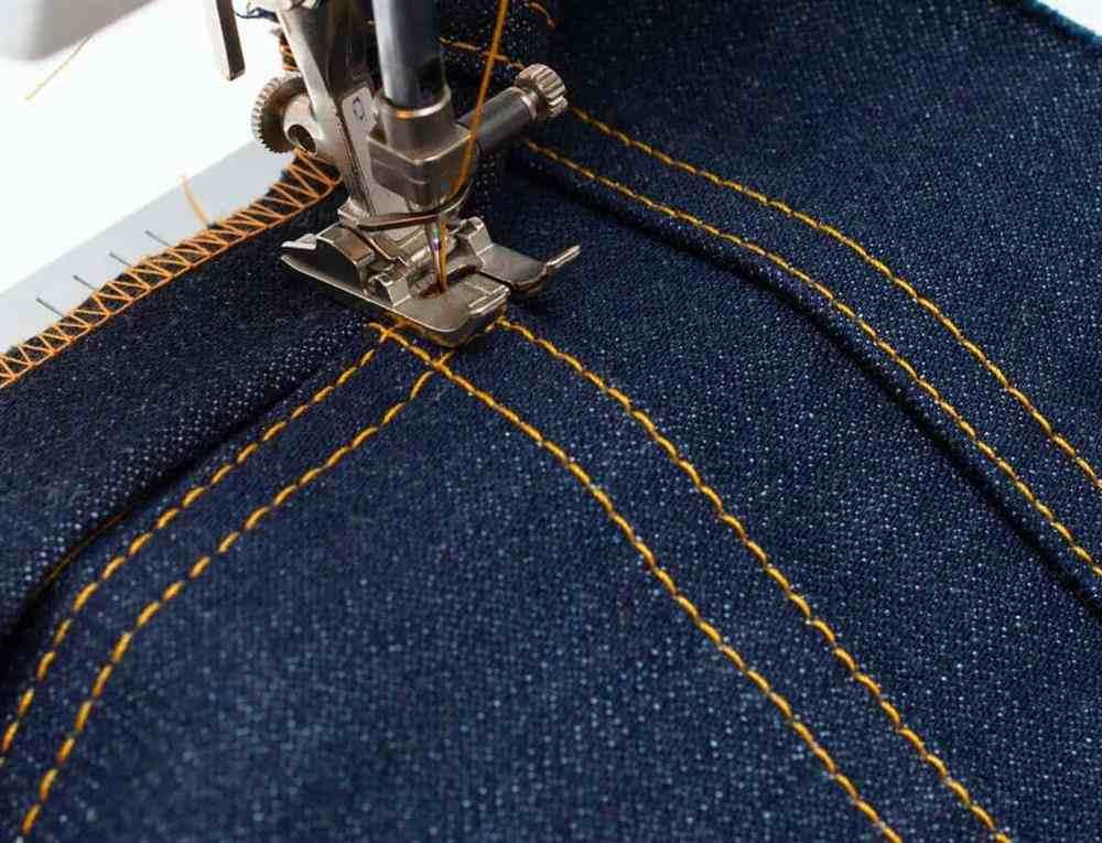 ¿Qué pespuntes en la costura?